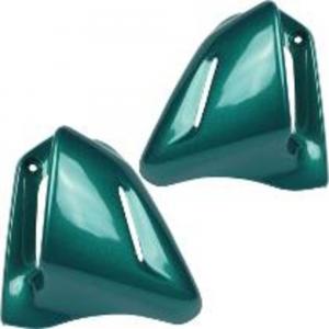 Aba Tanque Cbx 200 98/99 Verde S/faixa