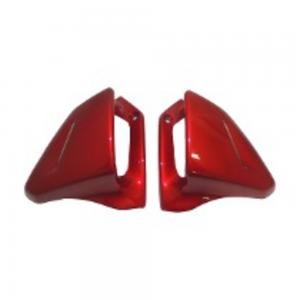 Aba Tanque Cbx 200 98/99 Vermelha Par S/faixa