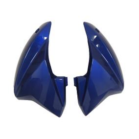 Aba Tanque Cg Titan 150 2014 Azul Metalica