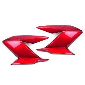 Aba Tanque Fazer 150 2014/15 Vermelho Metalico