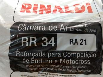 Camara de Ar Reforcada 300x21 Rinaldi (reforber)
